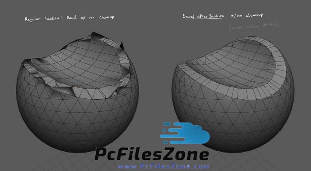 For PC MESHmachine For Blender