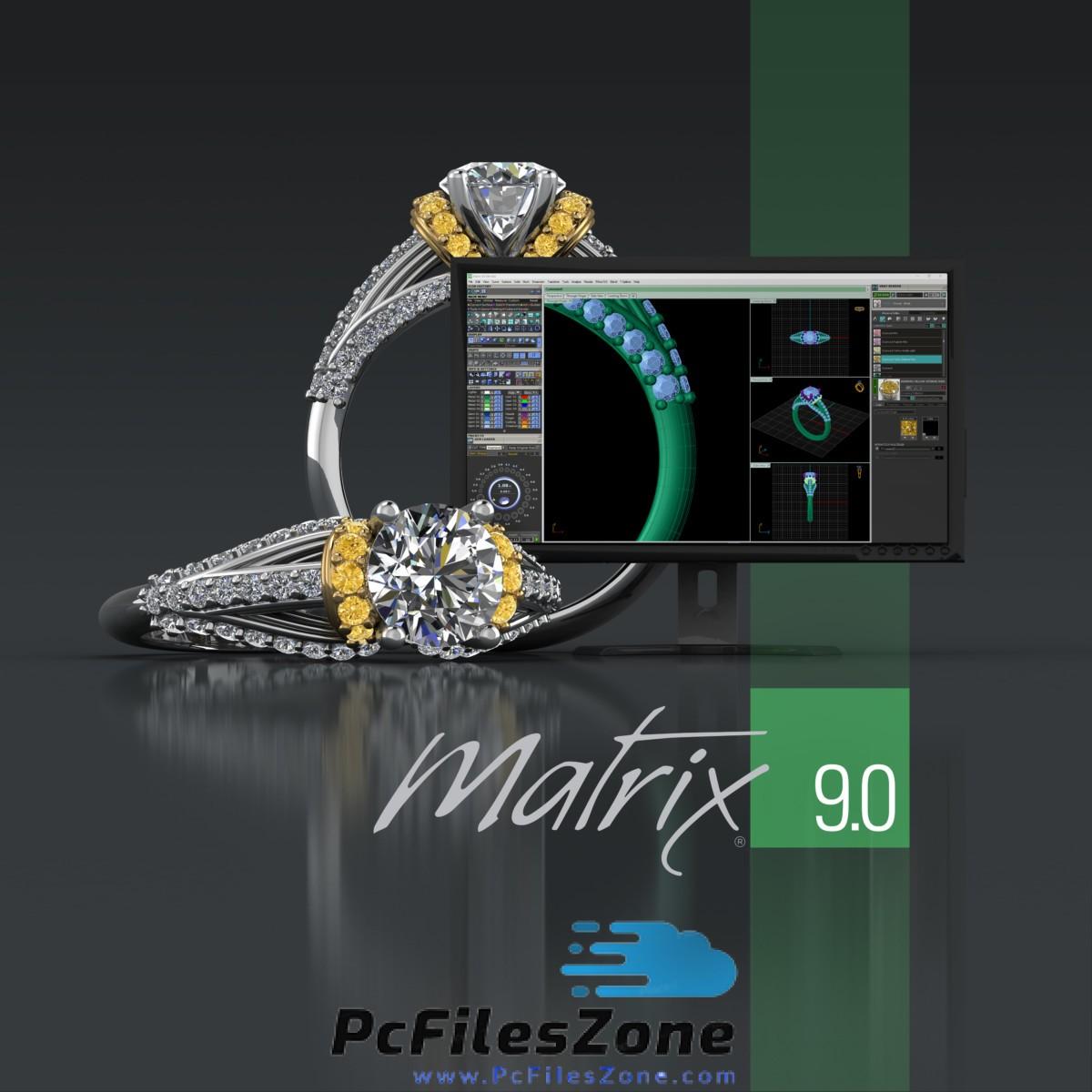 Gemvision Matrix 9 Build 7349 Free Download