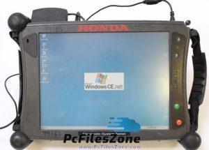 Honda Diagnostic System 2019