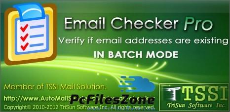 TriSun Email Checker Pro 4.1 Build 075 Free Download