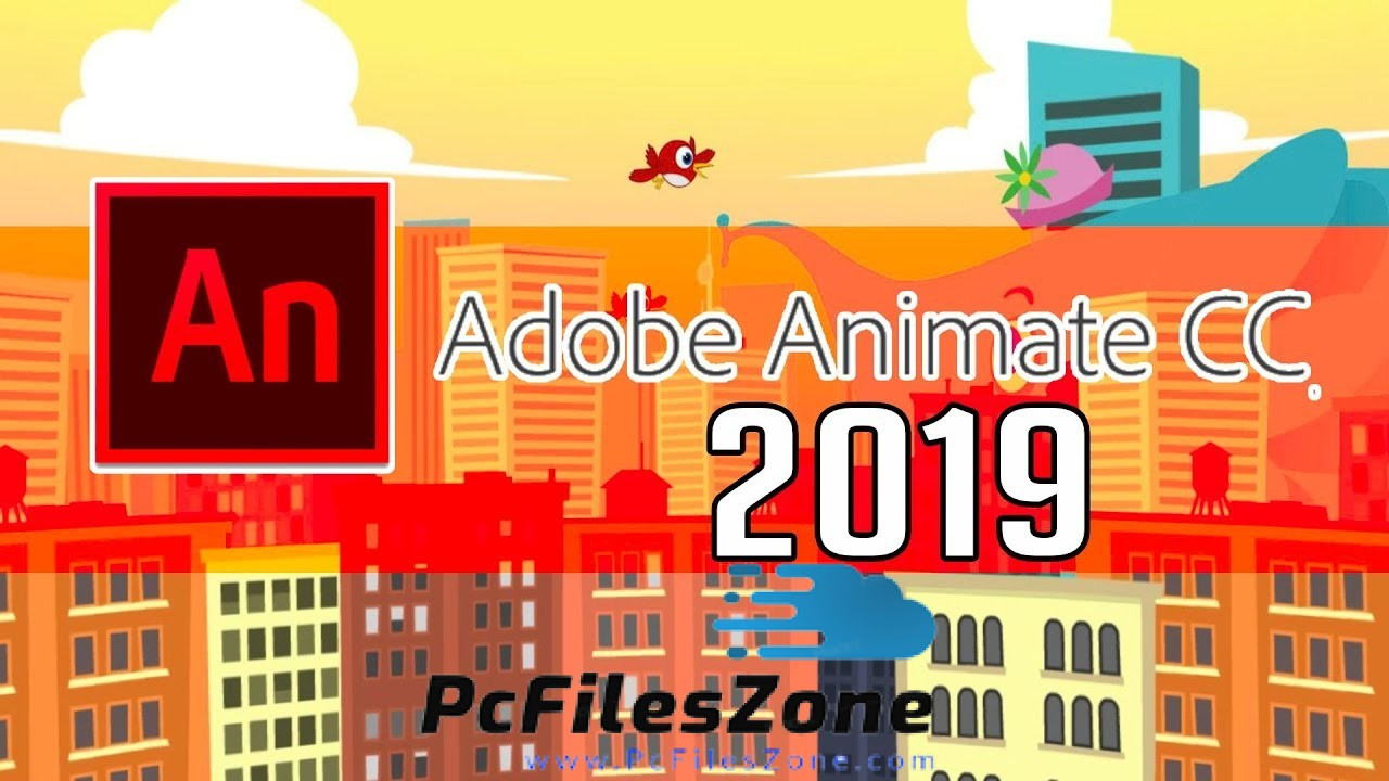 Adobe Animate CC 2019 Free Download