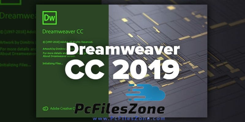 Adobe Dreamweaver CC 2019 Free Download For PC