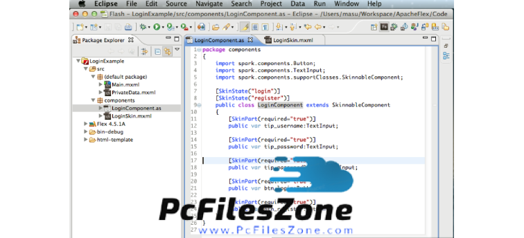 Adobe FlashBuilder