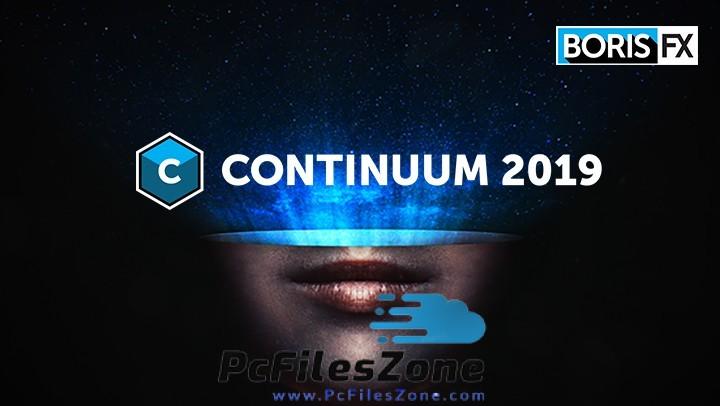 Free Download Boris FX Continuum Complete 2019