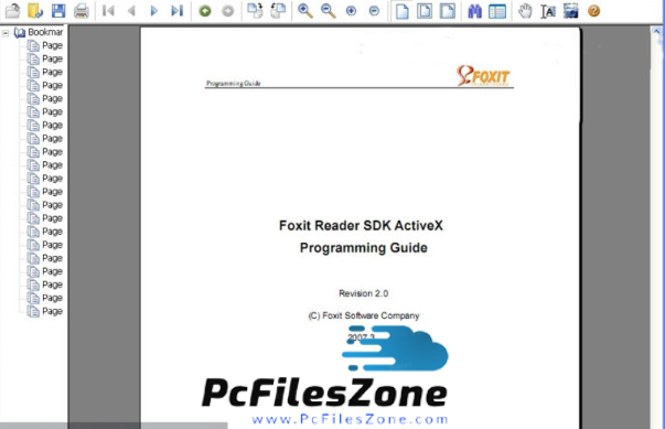 Foxit PDF Viewer 9