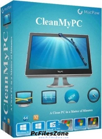 MacPaw CleanMyPC For PC Free Download