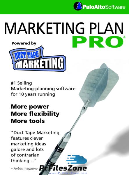 Marketing Plan Pro 2019 Free Download
