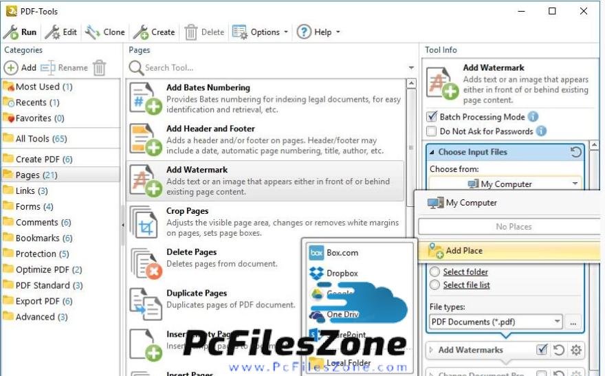 PDF-Tools Free Download