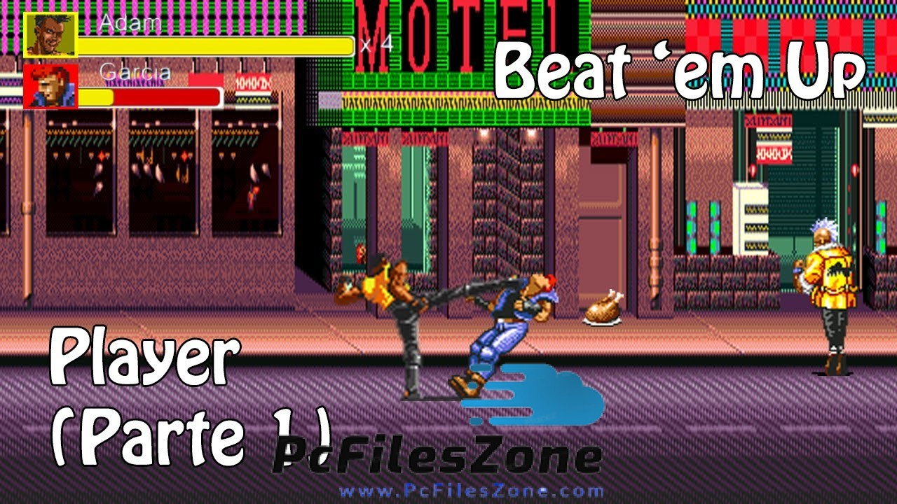 Unity Asset Beat 'Em Up Game Template 3D Free Download For PC