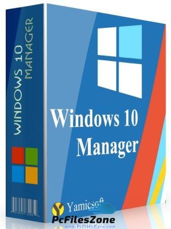 Yamicsoft Windows 10 Manager 3.1.7 + Portable Free Download
