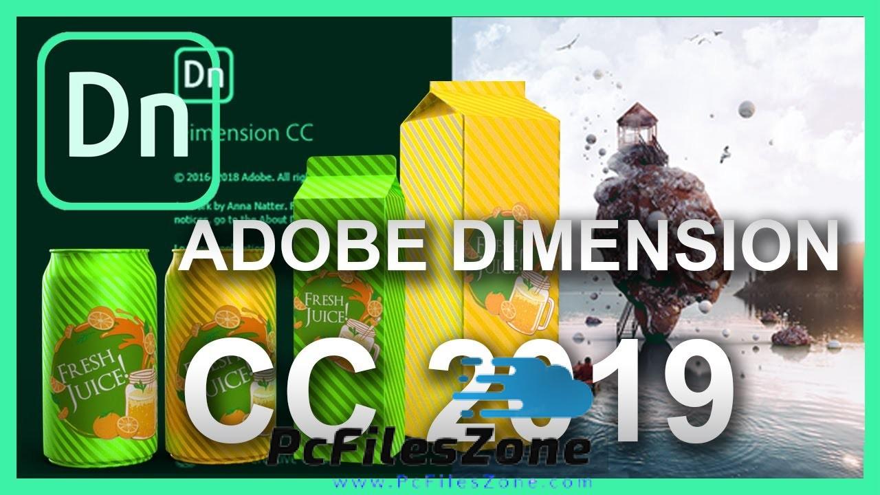 Adobe Dimension CC 2020 Free Download