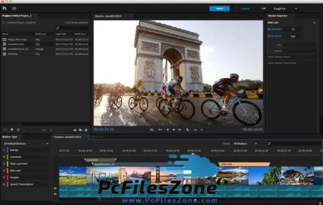 Adobe Prelude CC 2020 Free
