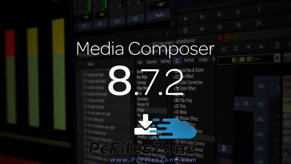 Avid Media Composer 8.7.2 Free Download