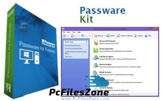 Passware Kit Forensic 2017 Free Download