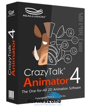 Reallusion Cartoon Animator 4.1 Free Download