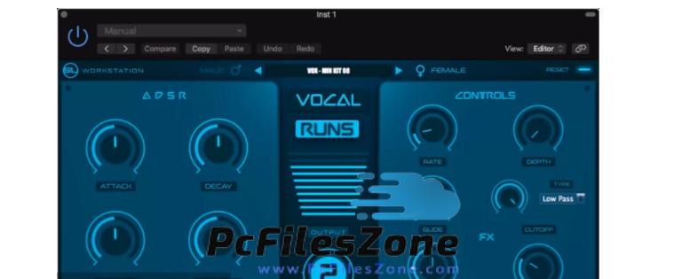 StudioLinked–Vocal Runs 2