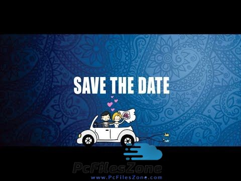VideoHive – Save The Date – Video Wedding Invitation Free Download