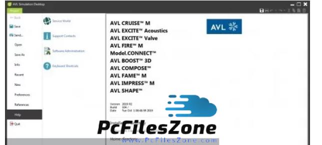 AVL Simulation Suite 2019