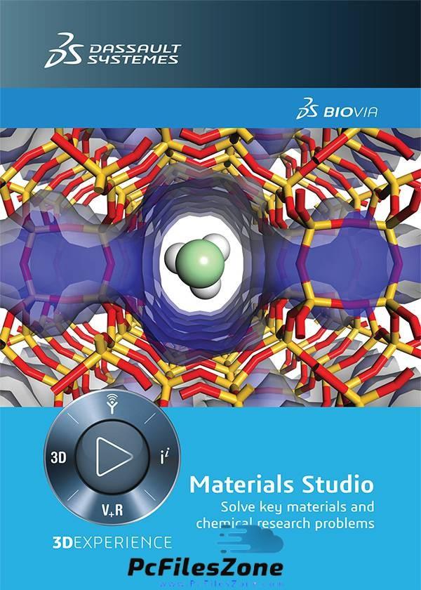 DS BIOVIA Materials Studio 2017 For PC Free Download