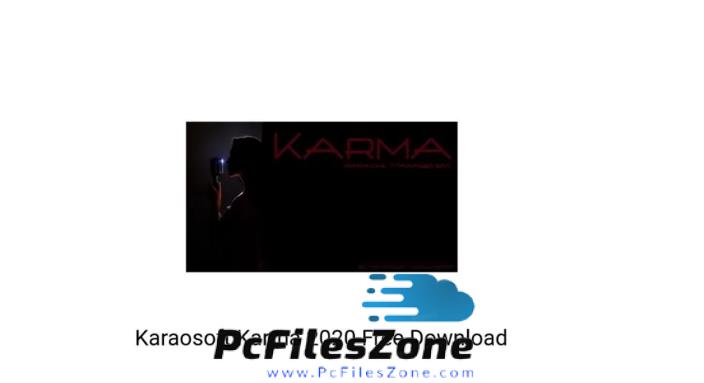 Karaosoft Karma 2020 Free Download