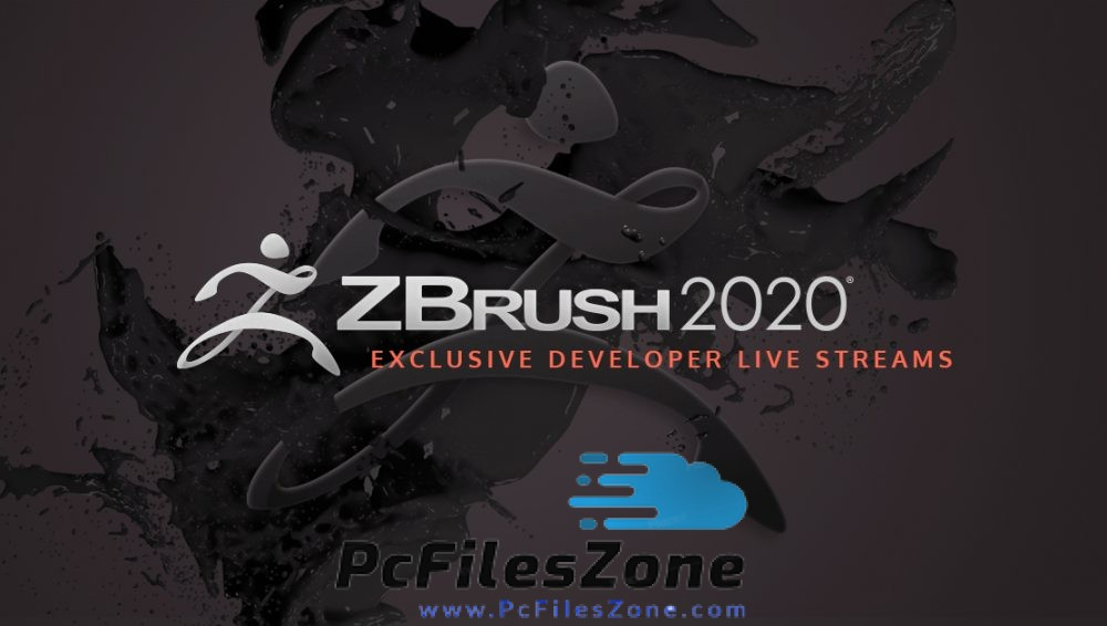 Pixologic ZBrush 2020 With Serial Key Free Download