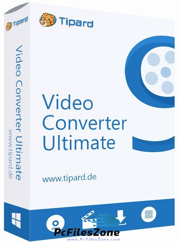 Tipard Video Converter Ultimate 9.2.58 For PC Free Download