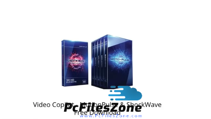 Video Copilot Motion Pulse and Shock Wave Free Download