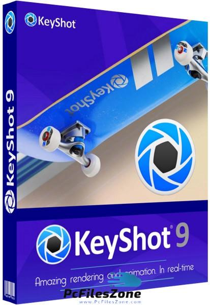 Luxion KeyShot Pro 2019 v9 Free Download