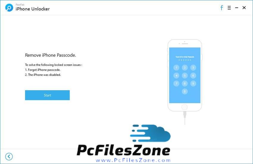 PassFab iPhone Unlocker 2019