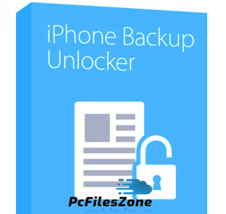 Tenorshare iPhone Backup Unlocker Free Download