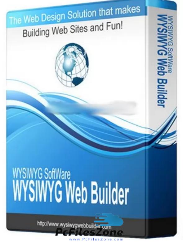WYSIWYG Web Builder Setup Free Download