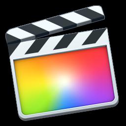 Apple Final Cut Pro X for Mac