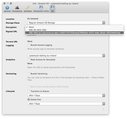 Cyberduck for Mac