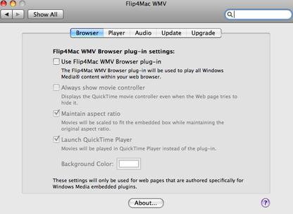 Flip Player for Mac