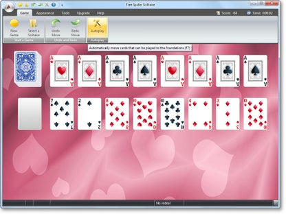 Free Spider Solitaire 2020
