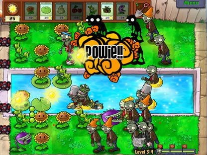 Plants vs Zombies for Mac