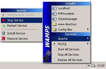 WampServer (64-Bit)