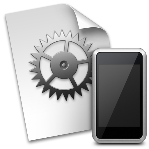 Apple iPhone Configuration Utility for Mac