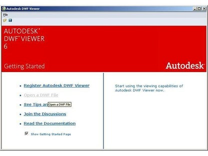 Autodesk DWF Viewer