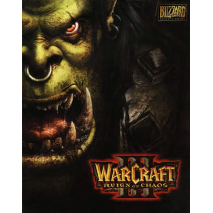 Blizzard Warcraft III: Reign of Chaos for Mac
