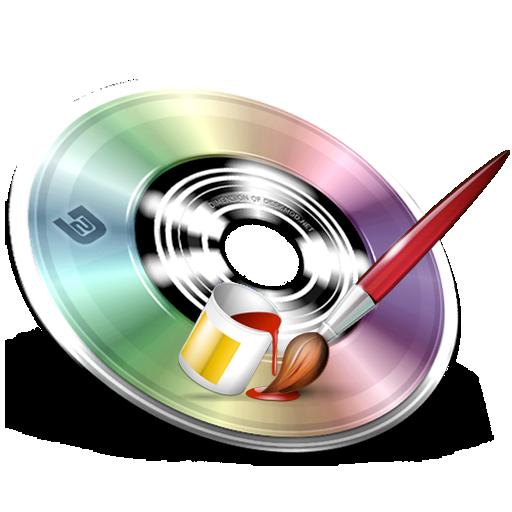 CD/DVD Label Maker for Mac