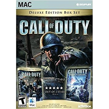 Call of Duty Deluxe Edition Update for Mac