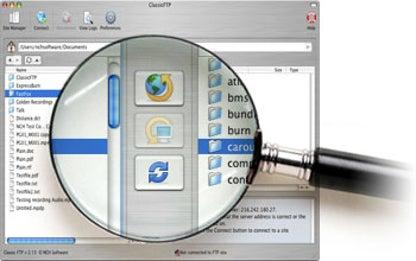 Classic FTP Plus for Mac