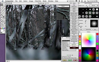 Compositor for Mac
