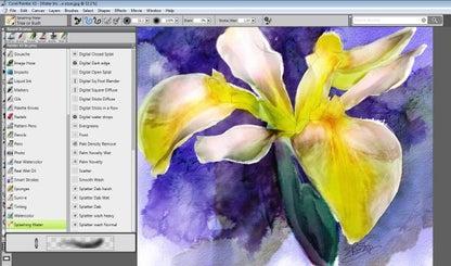 Corel Painter 2016 for Mac