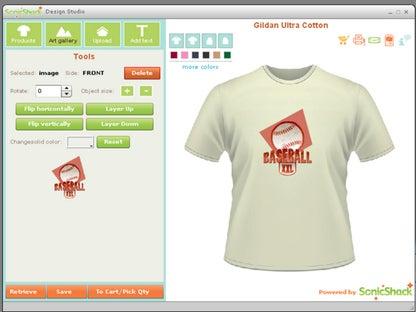Desktop T Shirt Creator
