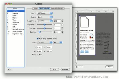 ExactScan for Mac