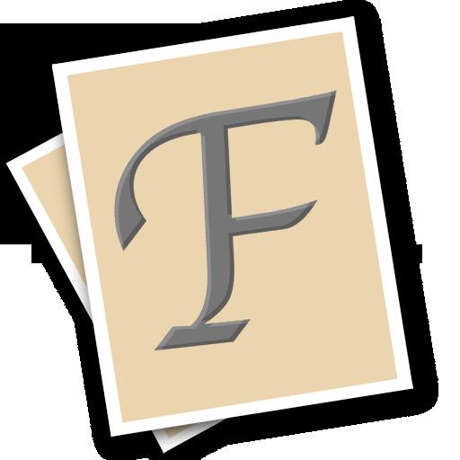 FontDoc for Mac