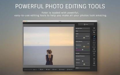 Fotor Photo Editor for Mac