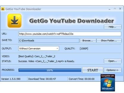 GetGo Video Downloader